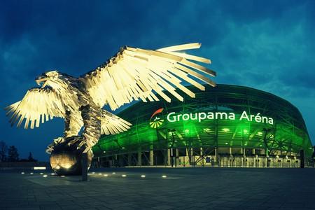 Groupama Aréna 1, Budapest