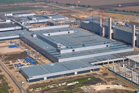 Mercedes gyár, Kecskemét