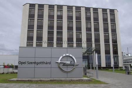 Opel, Szentgotthárd